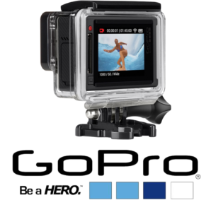 """GoPro has a strong branding as """"the world's most versatile action cameras"""""""