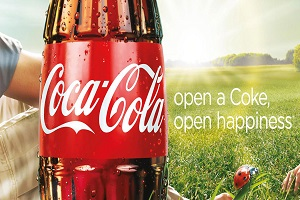 Coca-Cola's strong brand positioning allows for successful line extension