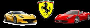 Ferrari has a luxury brand perception